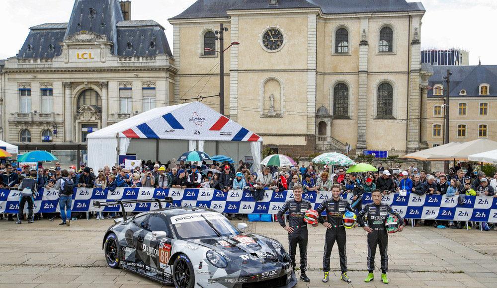 Porsche Customer Teams 2019 24 Hours of Le Mans 22