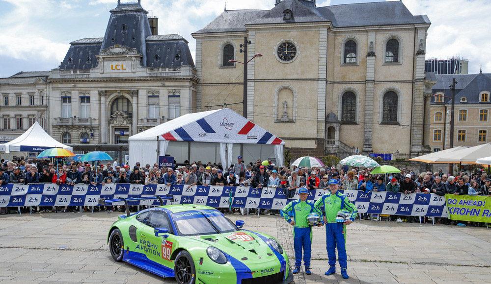 Porsche Customer Teams 2019 24 Hours of Le Mans 23