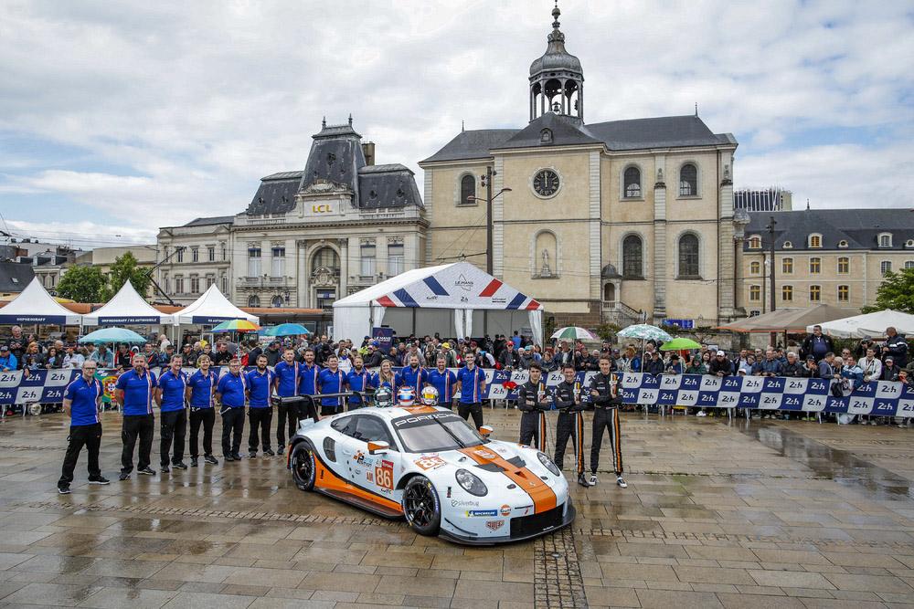 Porsche Customer Teams 2019 24 Hours of Le Mans 3