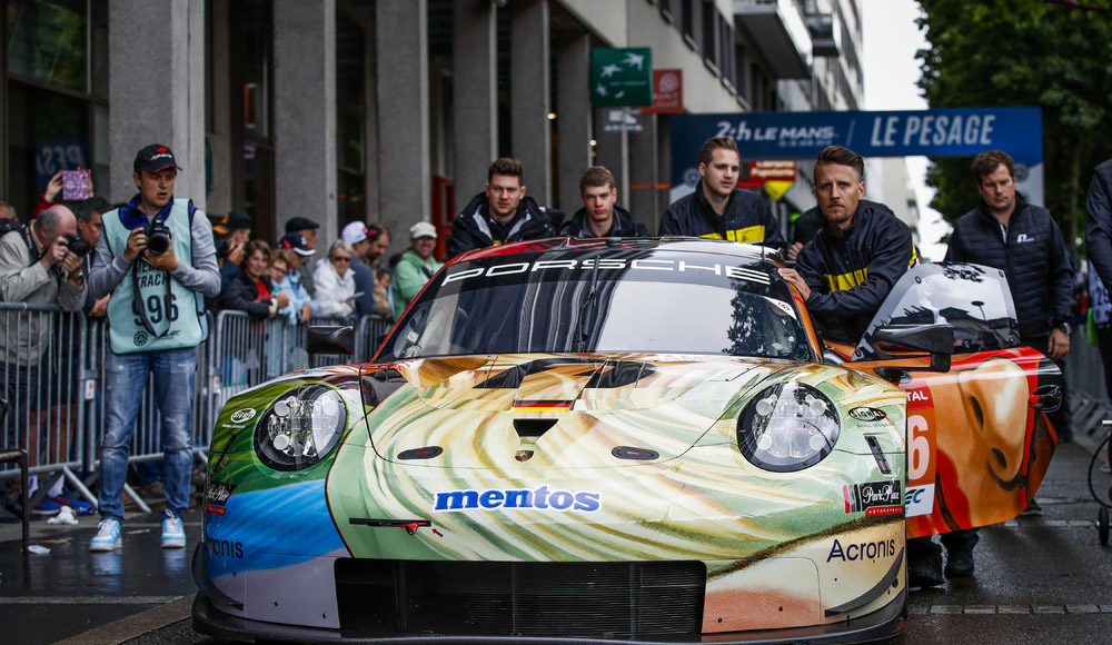 Porsche Customer Teams 2019 24 Hours of Le Mans 5