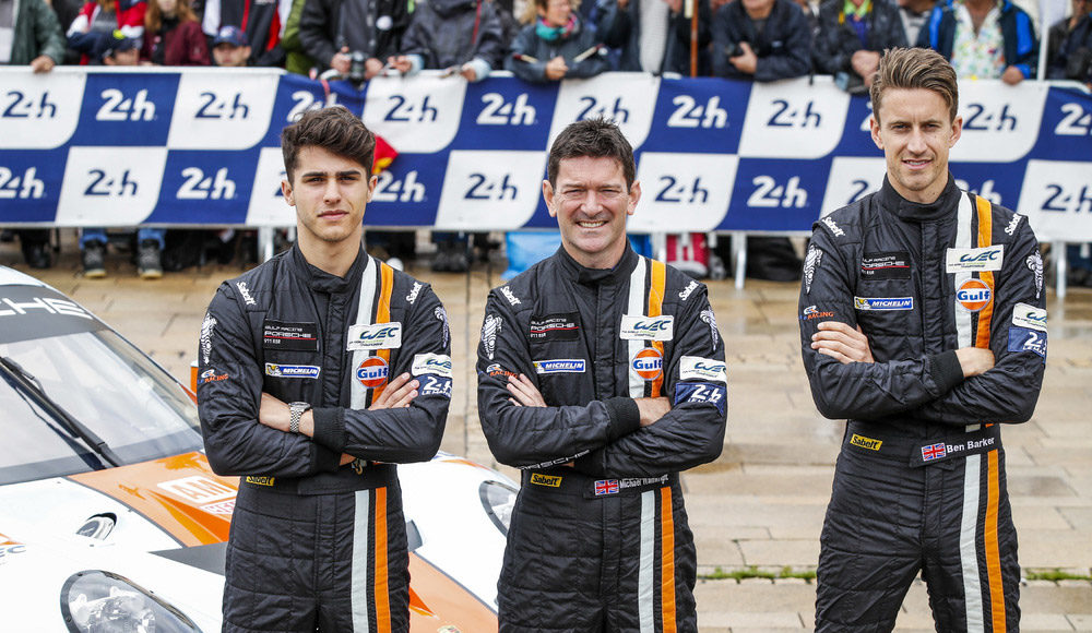 Porsche Customer Teams 2019 24 Hours of Le Mans 7