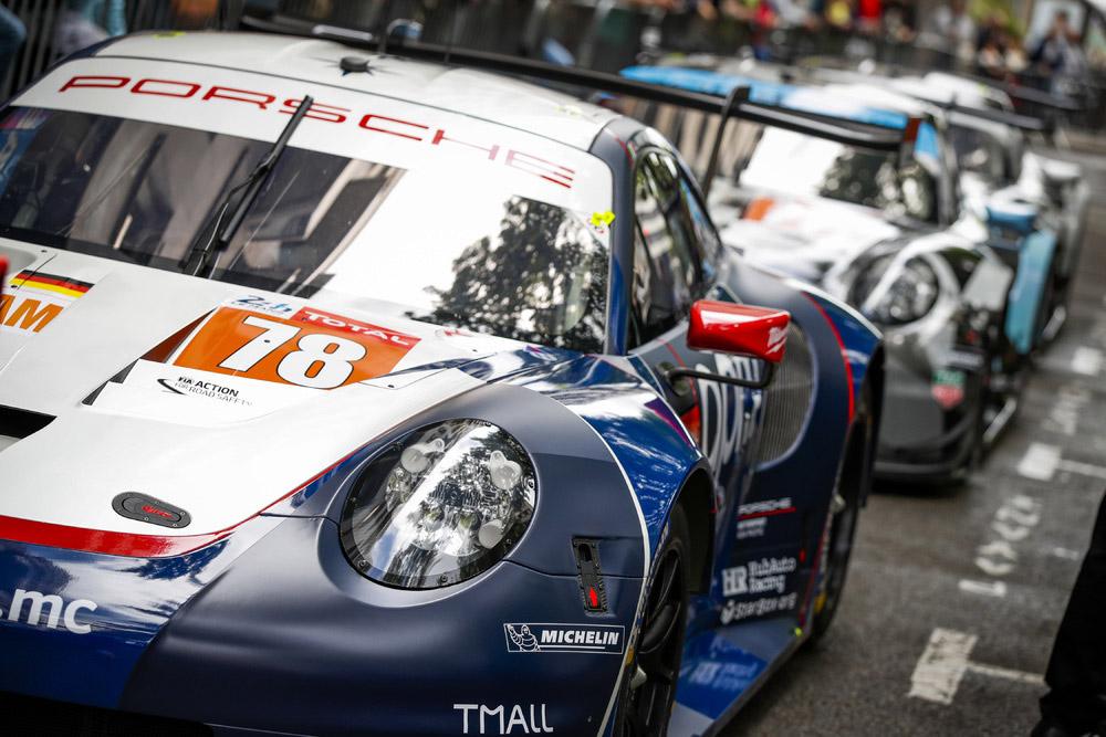 Porsche Customer Teams 2019 24 Hours of Le Mans 9