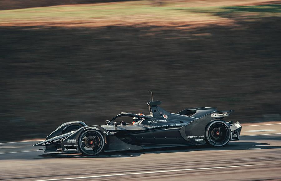 Porsche Formula E Powertrain 1