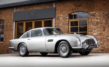 RM Sotheby's James Bond 1965 Aston Martin DB5 1