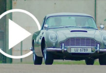 RM Sotheby's James Bond 1965 Aston Martin DB5