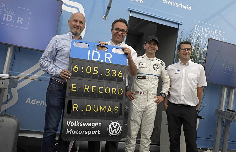 Volkswagen ID.R Nürburgring Record 6