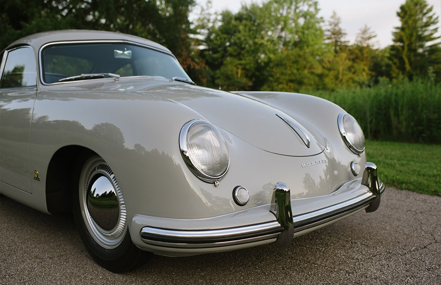 1952 Porsche 356 by Reutter For Sale