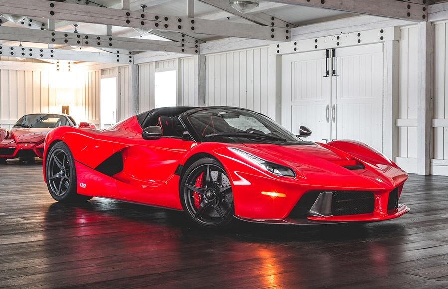 2017 LaFerrari Aperta for sale