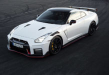 2020 Nissan GT-R NISMO in the UK