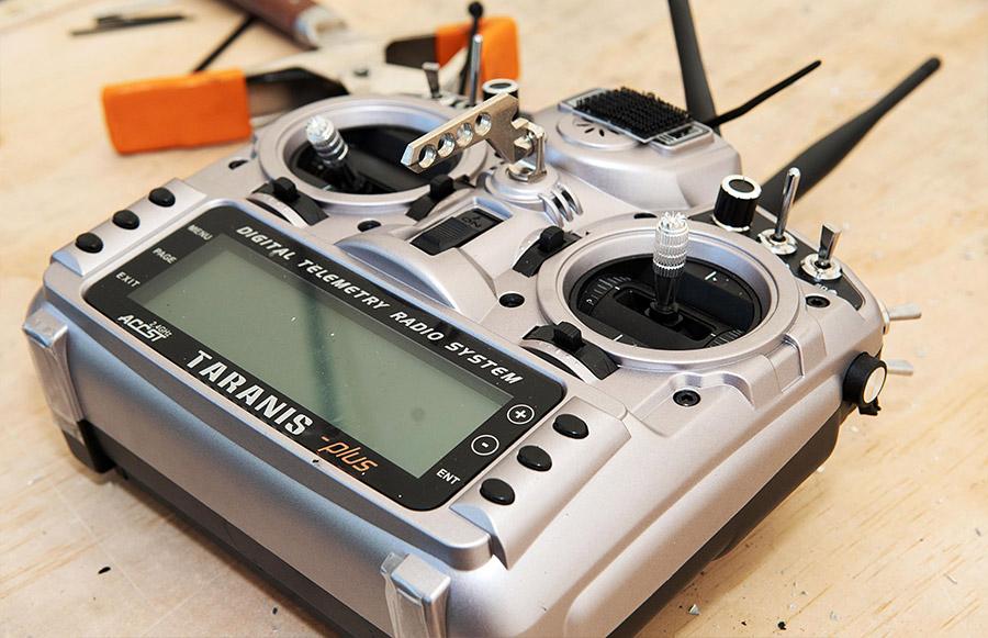 Airspeeder Quadcopter Race Goodwood 6