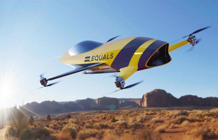 Airspeeder Race Series 1