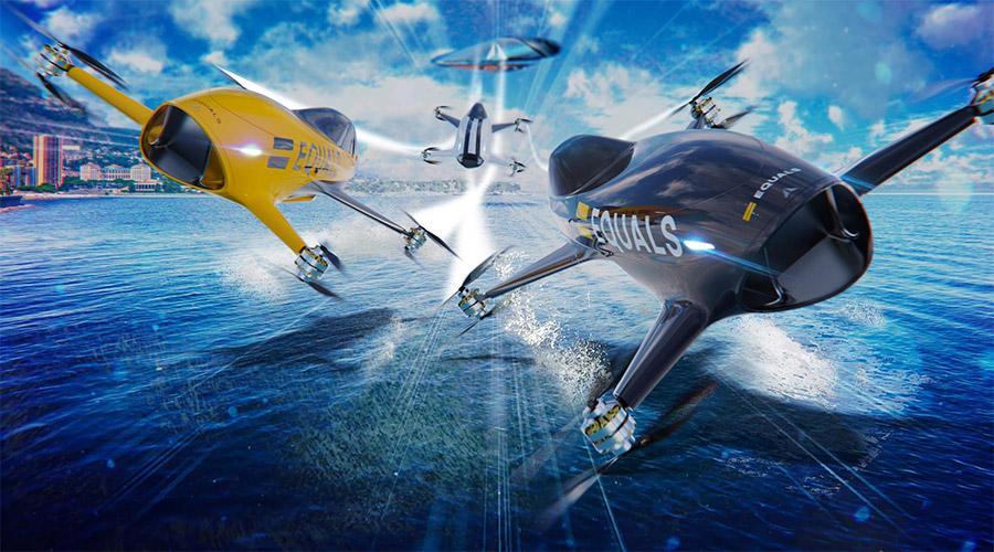 Airspeeder Race Series 2