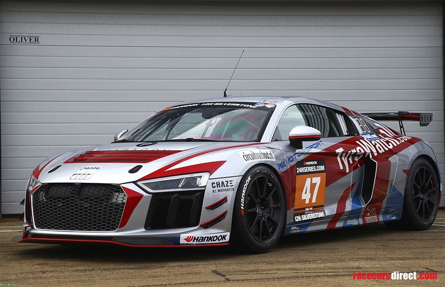 Audi R8 GT4 LMS for sale