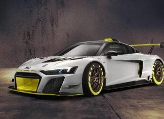 Audi R8 LMS GT2 1