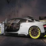 Audi R8 LMS GT2 4