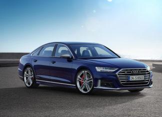 Audi S8 Active Suspension 1