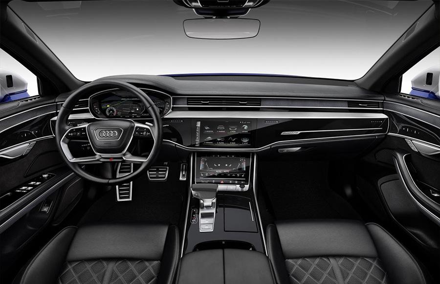 Audi S8 Active Suspension 5