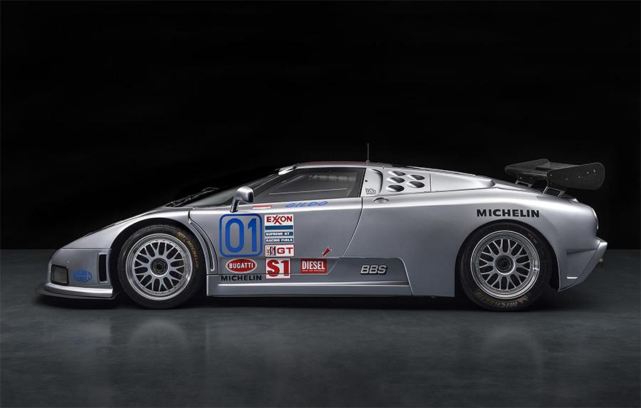 Bugatti EB110 Legend