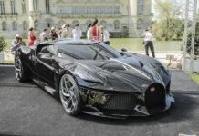 Bugatti La Voiture Noire at Chantilly 4