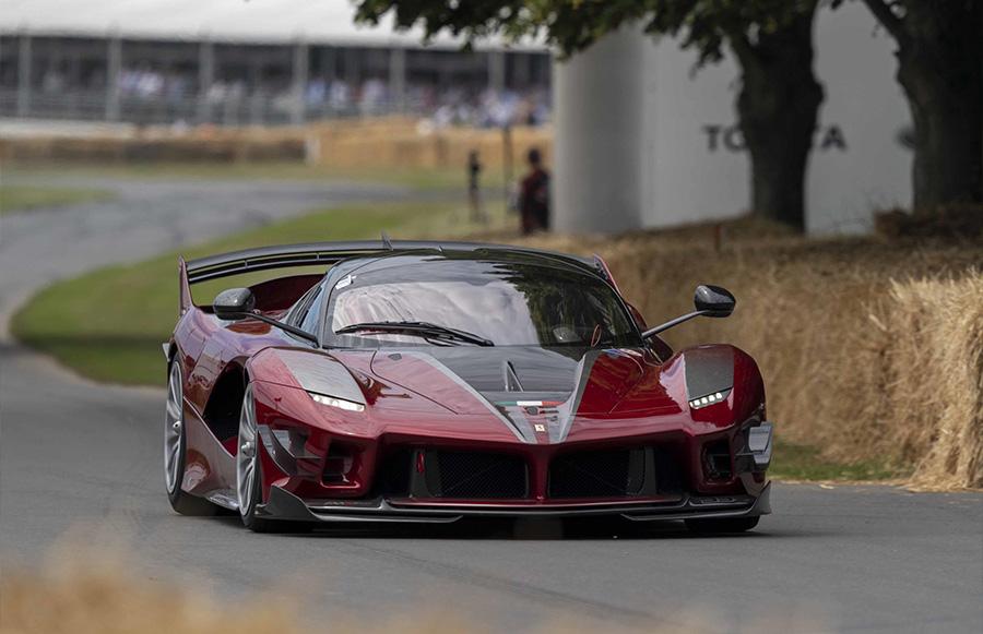 Ferrari at Goodwood Festival of Speed 2019