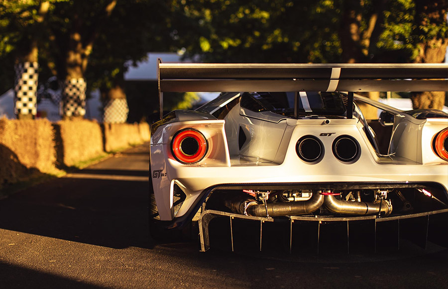 Ford GT MK II Goodwood 4