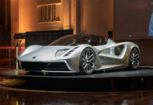 Lotus Unveils the Evija