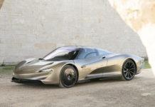 McLaren Speedtail Hyper GT Concours of Elegance 1