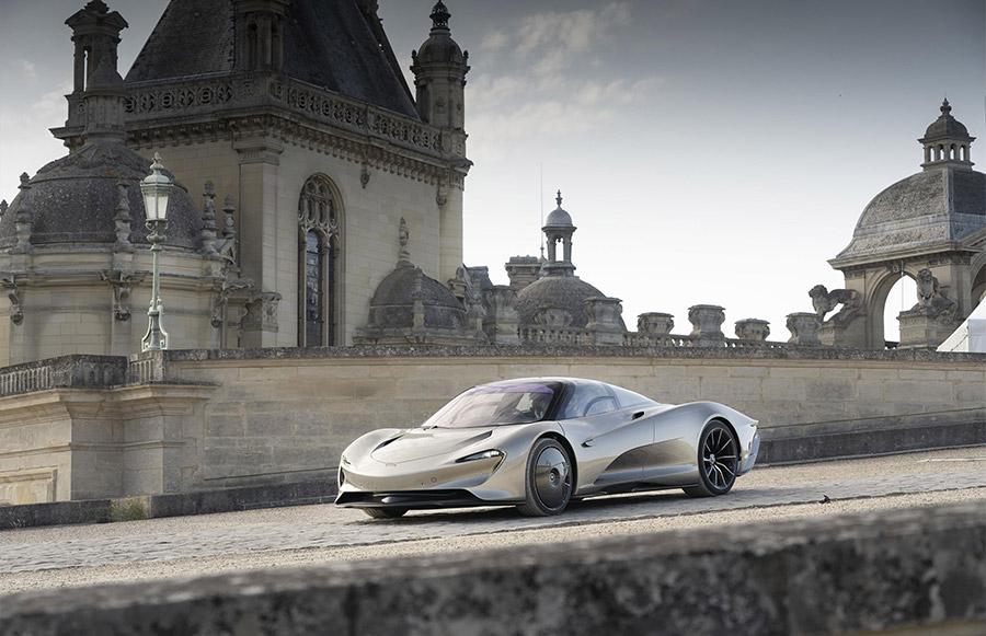 McLaren Speedtail Hyper GT Concours of Elegance 2