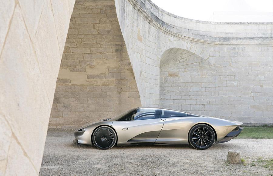 McLaren Speedtail Hyper GT Concours of Elegance 3
