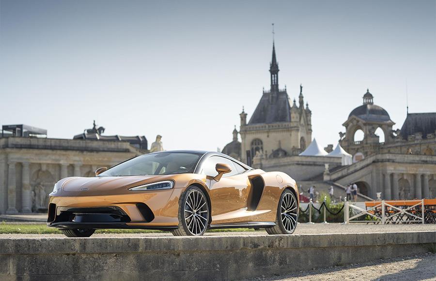 McLaren Speedtail Hyper GT Concours of Elegance 5