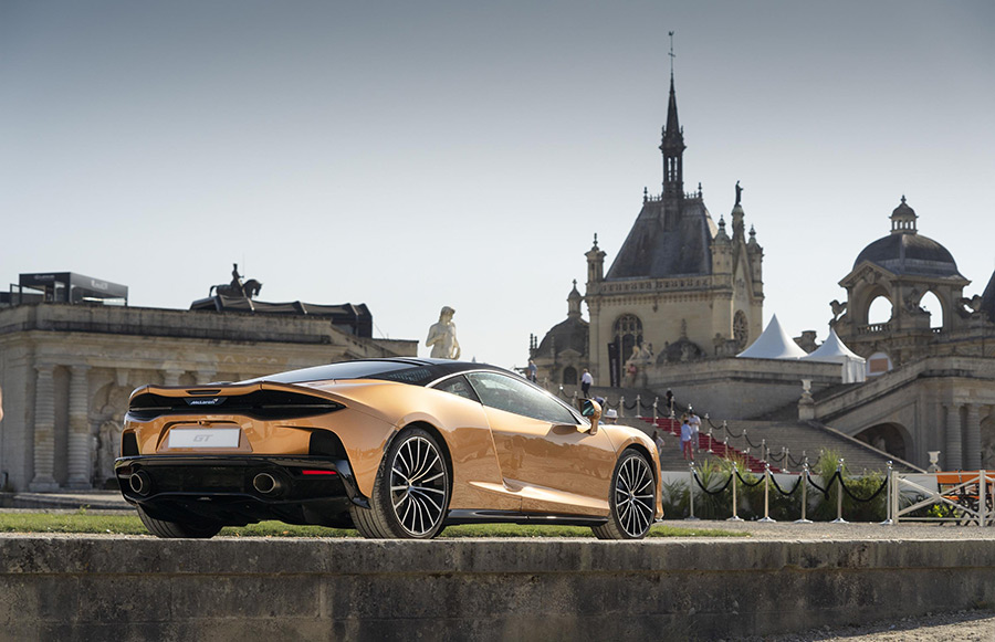 McLaren Speedtail Hyper GT Concours of Elegance 6