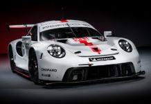 Porsche 911 RSR WEC 1