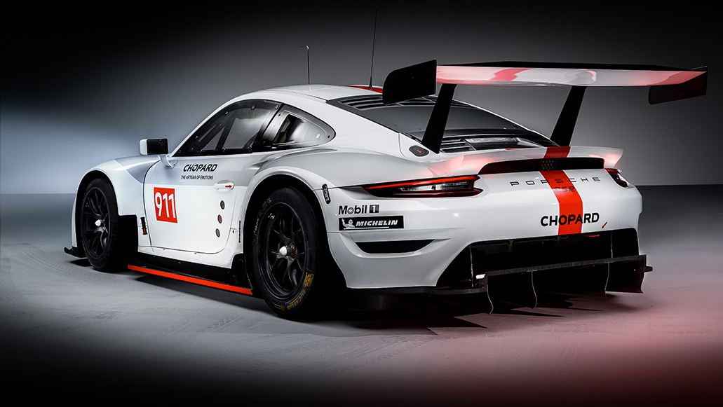 Porsche 911 RSR WEC 2