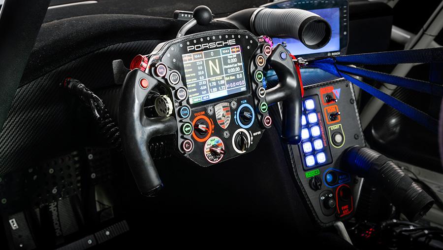 Porsche 911 RSR WEC 4