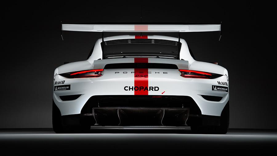 Porsche 911 RSR WEC 6