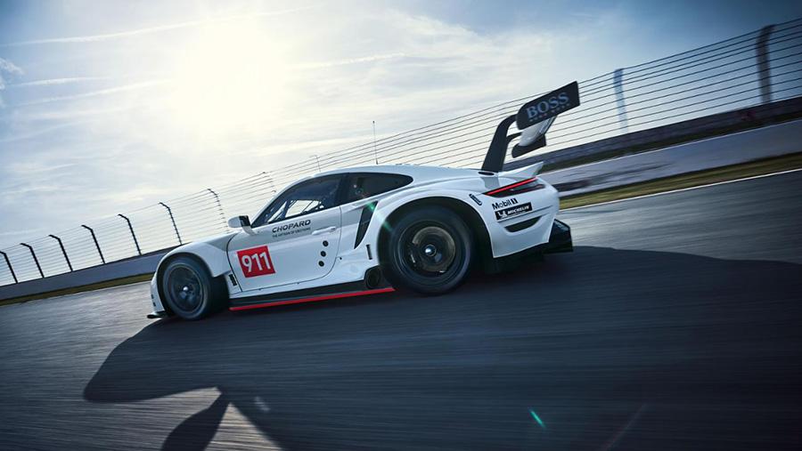Porsche 911 RSR WEC 7