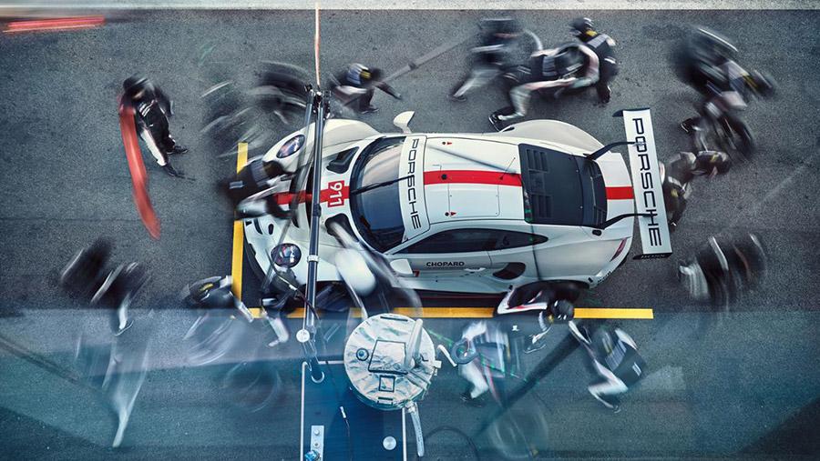 Porsche 911 RSR WEC 9