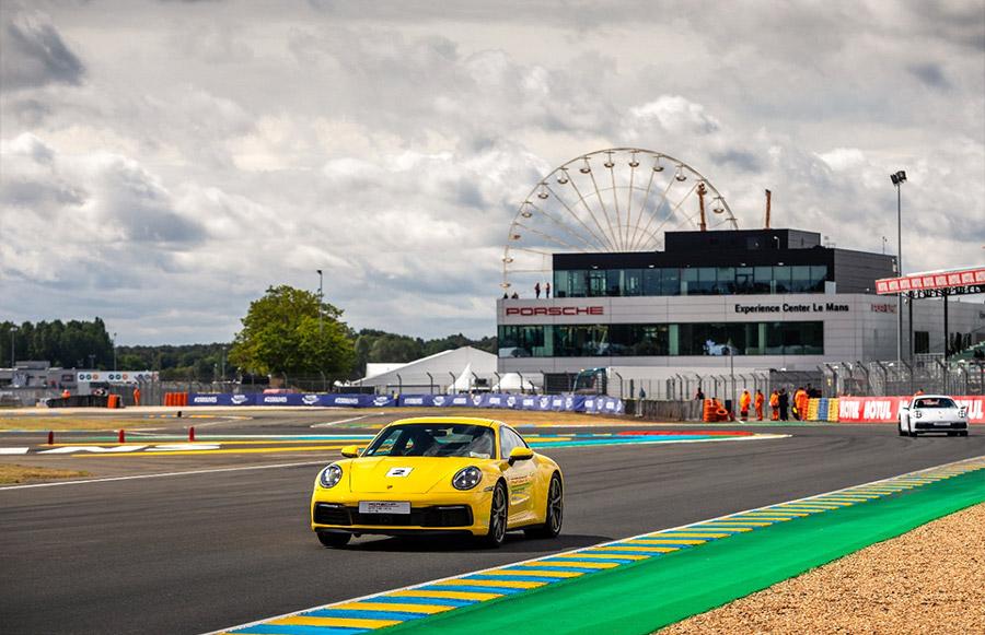 Porsche PECLM Le Mans Prologue 2019