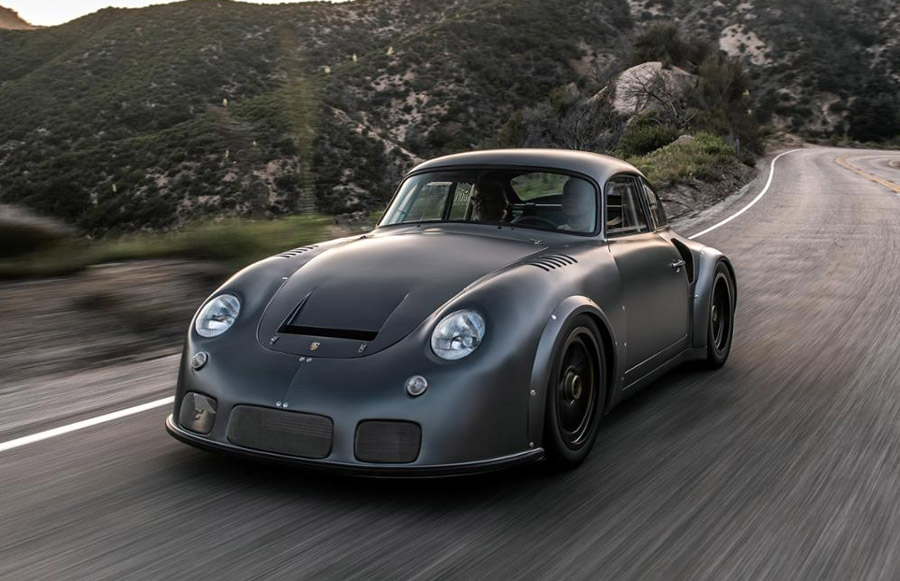 Rod Emory Porsche 356 Project