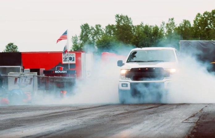 Roush Nitemare F-150 Worlds Quickest Truck