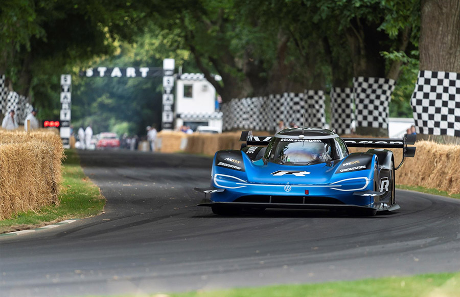Volkswagen ID.R Goodwood Record