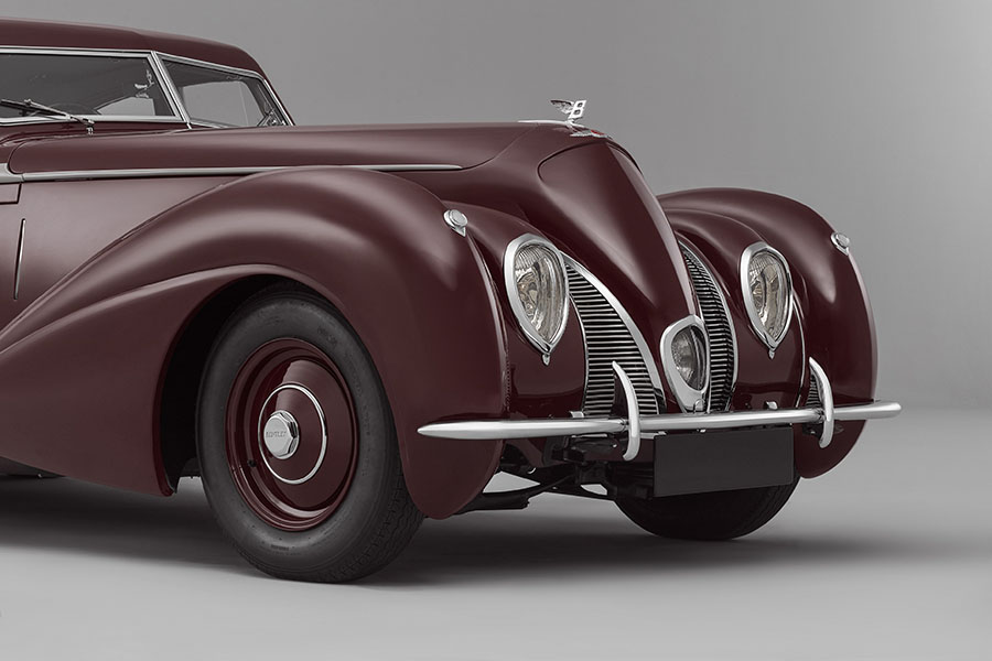 1939 Bentley Corniche by Mulliner