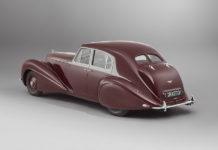 1939 Bentley Corniche by Mulliner