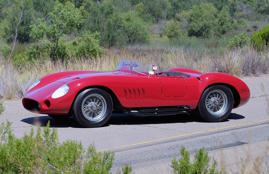 Ex Fangio 1957 Maserati 300 S For Sale