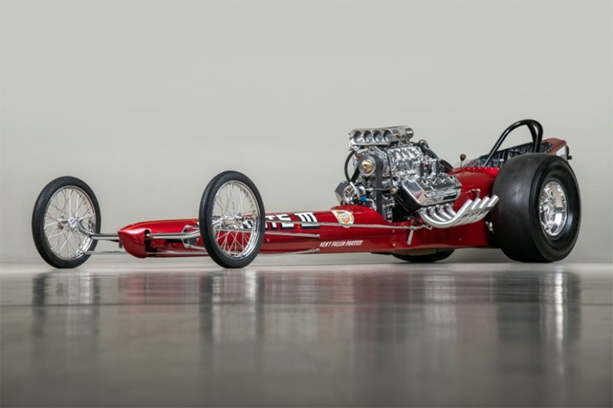 1964 Fuller/Roberts Top Fuel Dragster for sale