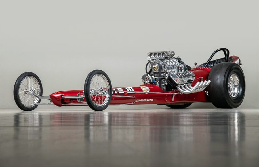 1964 Fuller Roberts Top Fuel Dragster For Sale