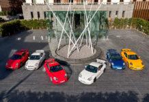 20 Years of the Porsche 911 GT3