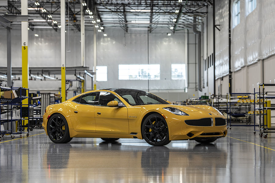2019 Karma Revero Final Editions
