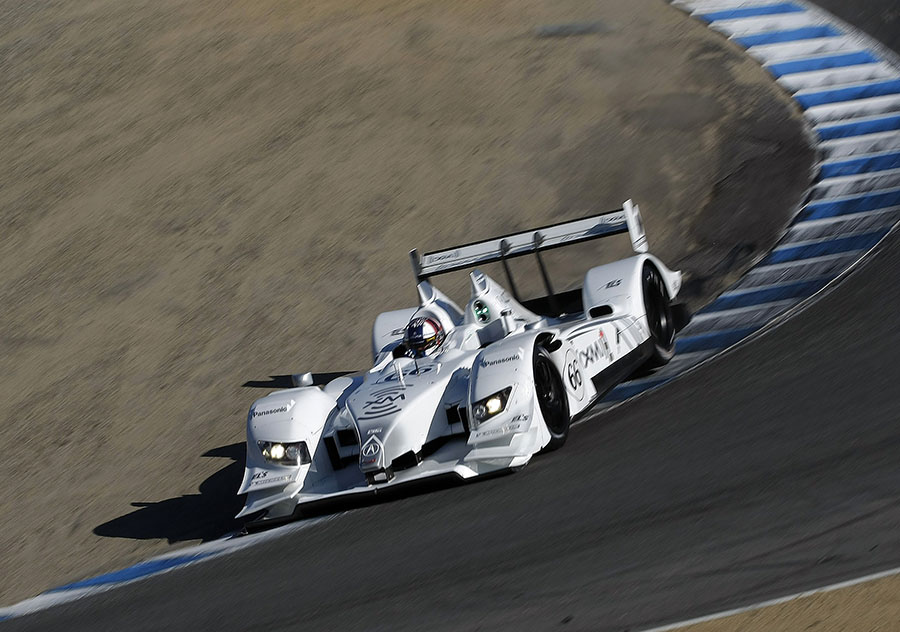 Acura Motorsports at Monterey Motorsports Reunion