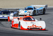 Acura Motorsports at Monterey Motorsports Reunion